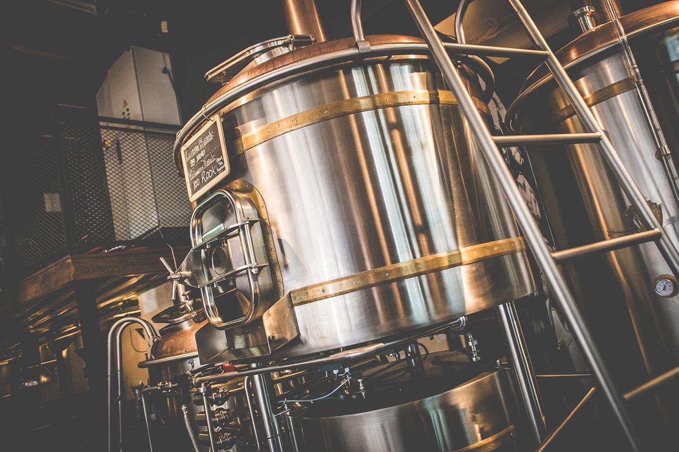 Bierfabriek Amsterdam - Bierbrouwerij